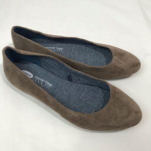 Dr. Scholl's Womens Giorgie Casual Shoes suede 8.5